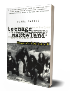 Teenage Wasteland rev2 book
